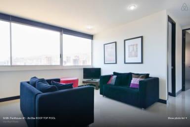 furnished apartments medellin - Nueva Alejandria 2301