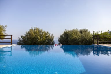 Villa Kalithea - Peaceful Luxury Villa in Magical Setting
