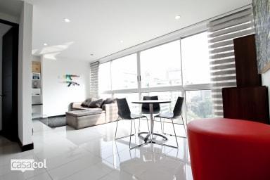 furnished apartments medellin - Nueva Alejandria 505