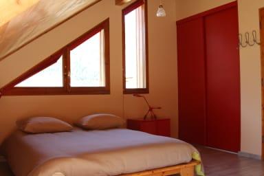 L'une des 4 chambres.