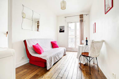Lovely flat in the Le Marais