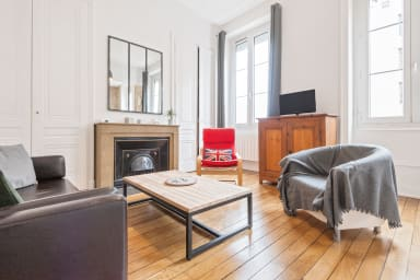 Bright and Cosy Loft near Part Dieu Metro