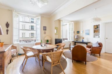 Cosy and quiet flat - Oberkampf/Bastille
