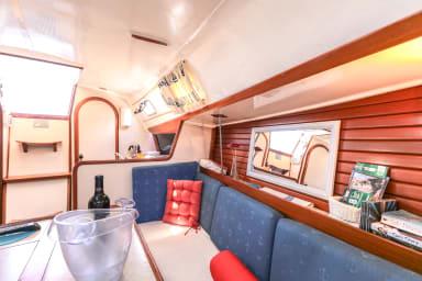 Agaete boat with amazing views, Sea&Sun