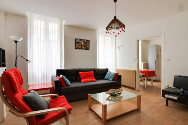 Cozy 2 br flat in the heart of Toulouse