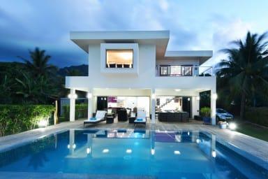 Villa n°10 by Enjoy Villas - Moorea - luxe au bord de mer - 6 personnes
