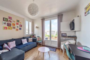 Appartement chaleureux au coeur de Montpellier - W457