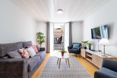 Amazing brand new 1-bedroom in Chiado