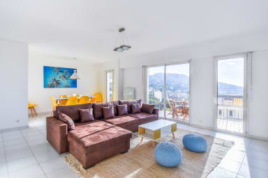 Great apartment located in Le Cannet (close to Cannes)