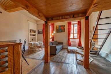 Le Sainte Claire Studio mezzanine