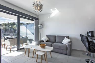 Casa Pouty Beach, appartement neuf vue mer