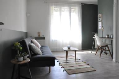 Proche Saint Charles, bel appartement rénové - Air Rental