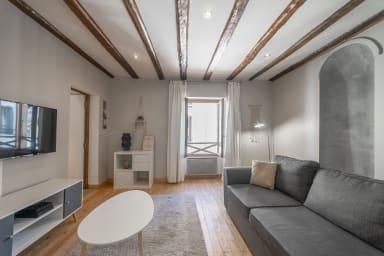 L'Alpin Appartement Luxe privé 2/4px terrasse