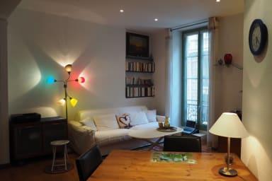 Charmant appartement au coeur de Nice