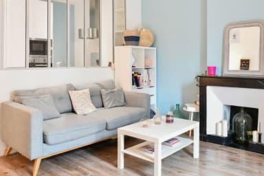 Charmant appartement lumineux au coeur de Montpellier
