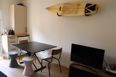 Beautiful and cosy apartment, ideally located to visit Bordeaux