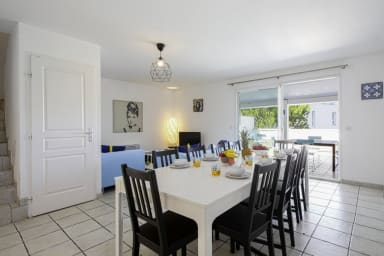 115 sq.m triplex with panoramic terrace close to Bayonne station - Welkeys
