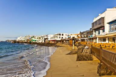 Comfortable sea view apartment in central Playa Blanca - Sara N° 4