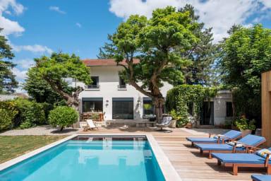 Les Acacias - Charming family house