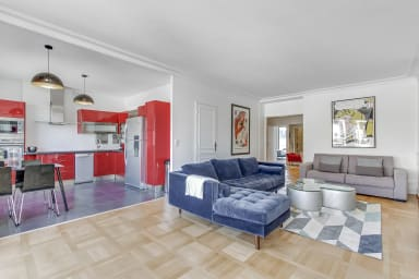 110sqm 2-BDR / 2-BR - Eiffel Tower / Victor Hugo