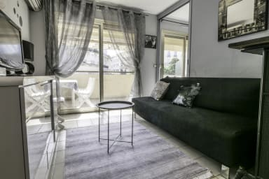 IMMOGROOM- Cosy -  Cannes Center- A/C - Terrace - CONGRESS/BEACHES