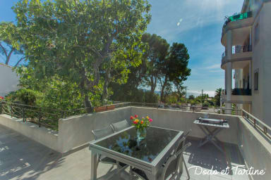 Delightful 2 bedroom with terrace - Dodo et Tartine