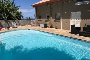 Magnifique duplex  avec piscine résidentielle - l'Île de la Réunion
