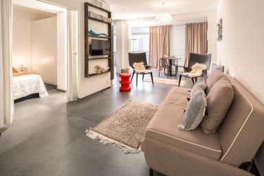 VANEAU ☀️ Appartement au grand Hotel sur la Croisette 5min à pied du Palais