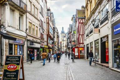 ⏰ Rue du Gros Horloge | 4 pers. Hypercentre