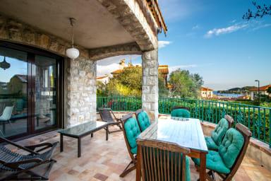 Splendide villa avec vue mer à Saint-Jean Cap Ferrat