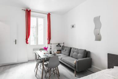 Studio cosy à St-Denis, à 10 min de Paris et du Stade de France - Welkeys