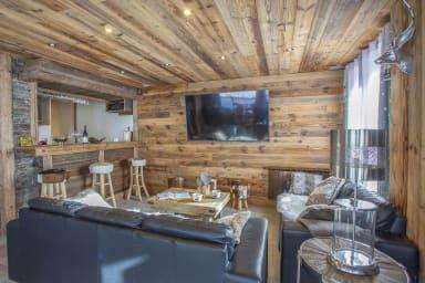 Luxurious flat w/ sauna in L'Alpe d'Huez - Welkeys