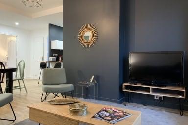 Magnifique appartement pour 8 pers - entièrement rénové - #Y0