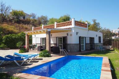 Nerja Paradise Rentals - Villa Los Girasoles