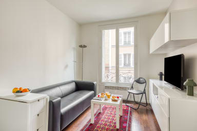 Bright and Charming Flat for 2 in Great Location