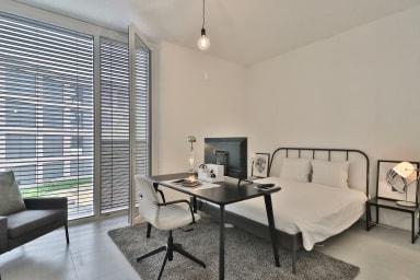Modern studio in Lausanne #A2-05