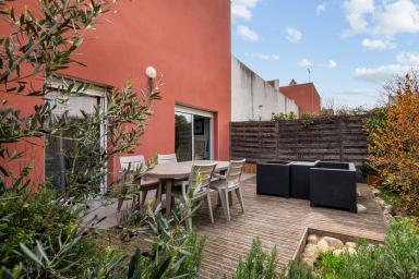 Beau T3 avec jardin dans une villa moderne à Malbosc, Montpellier - Welkeys