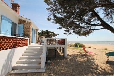 Beach Villa with Ocean View