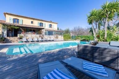 VANEAU ☀️ Belle villa provençale