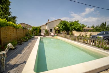 #House in Provence with private pool