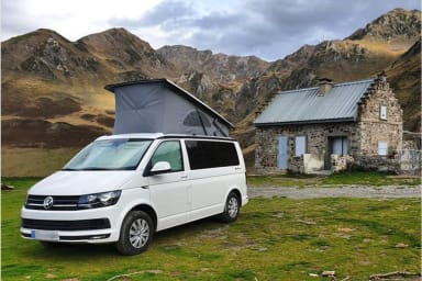 Magnifique Van Volkswagen California Coast T6.1 - Dodo et Tartine