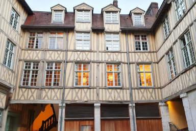 🏡 Hôtel Turgot - Ancien hôtel particulier | 46m² - 4 pers.