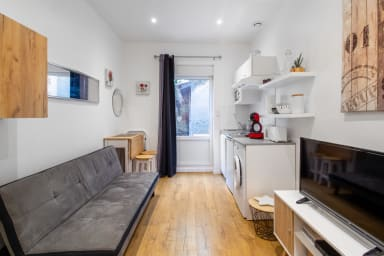 Lovely studio close to Toulouse train station – Welkeys