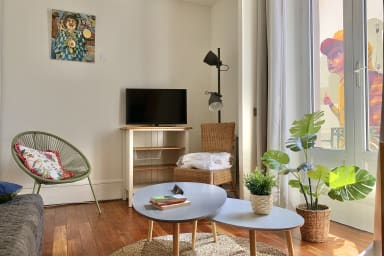 Quiet Appartment Downtown for 4 persons - #AS