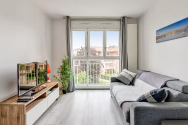 Nice studio with parking at 10 min from Place Dupuy in Toulouse – Welkeys