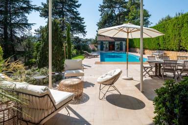 Le Bel Air - Maison chic et élégante avec vue