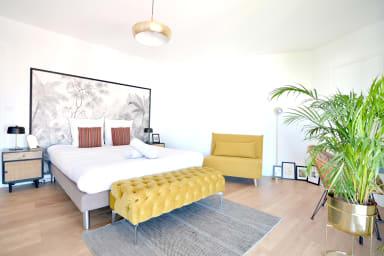EDEN : studio avec balcon en plein Biarritz