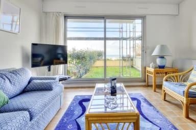 Charmante maison avec jardin sur le front de mer de Cabourg - Welkeys