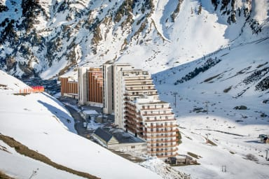 Studio fonctionnel au coeur de La Mongie, ski-in et ski-out - Welkeys