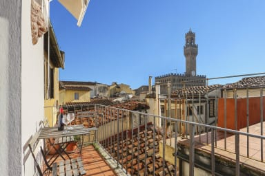 PALAZZO VECCHIO penthouse-Hosted by Sweetstay